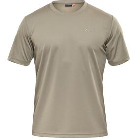 Maier Sports Walter T-Shirt Homme, teak